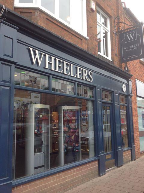 Wheelers Luxury Gifts Shop