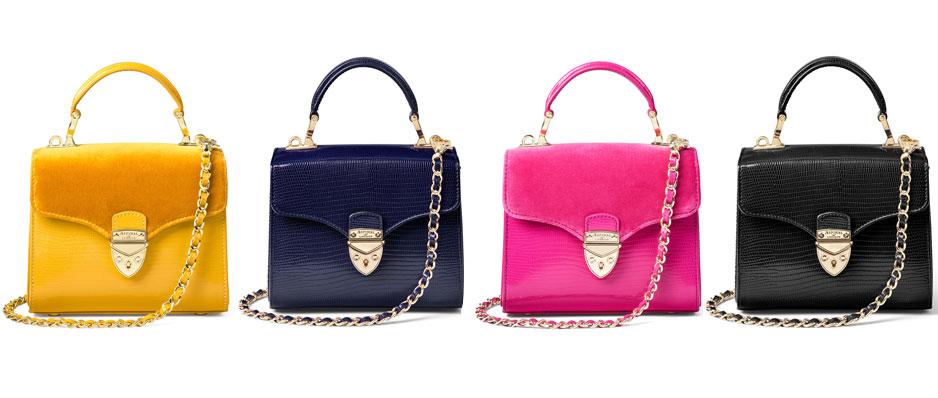 Micro Mayfair Handbag