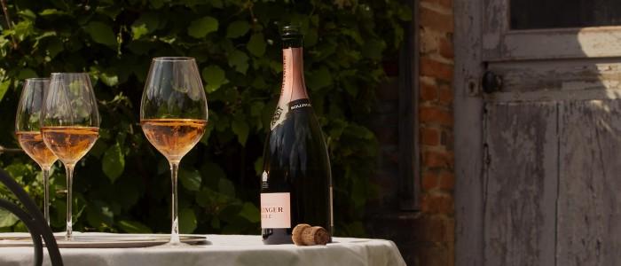 Bollinger Champagne 10% off