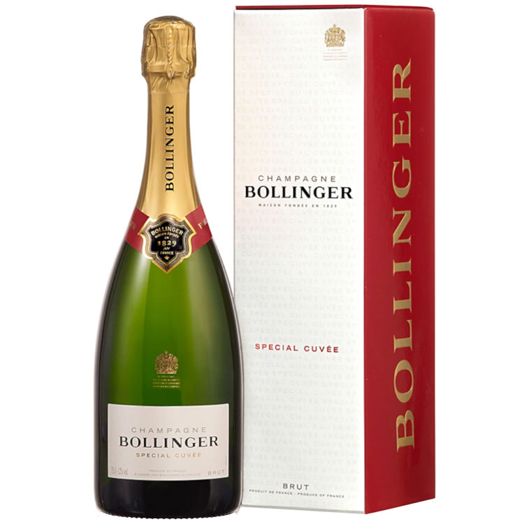 Bollinger Special Cuvee with Box