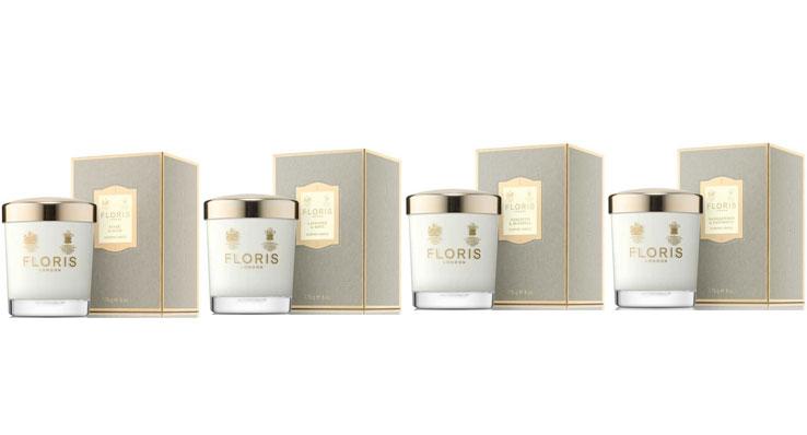 Floris London Candles