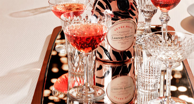 Valentine's Day 2020 Laurent-Perrier Champagne