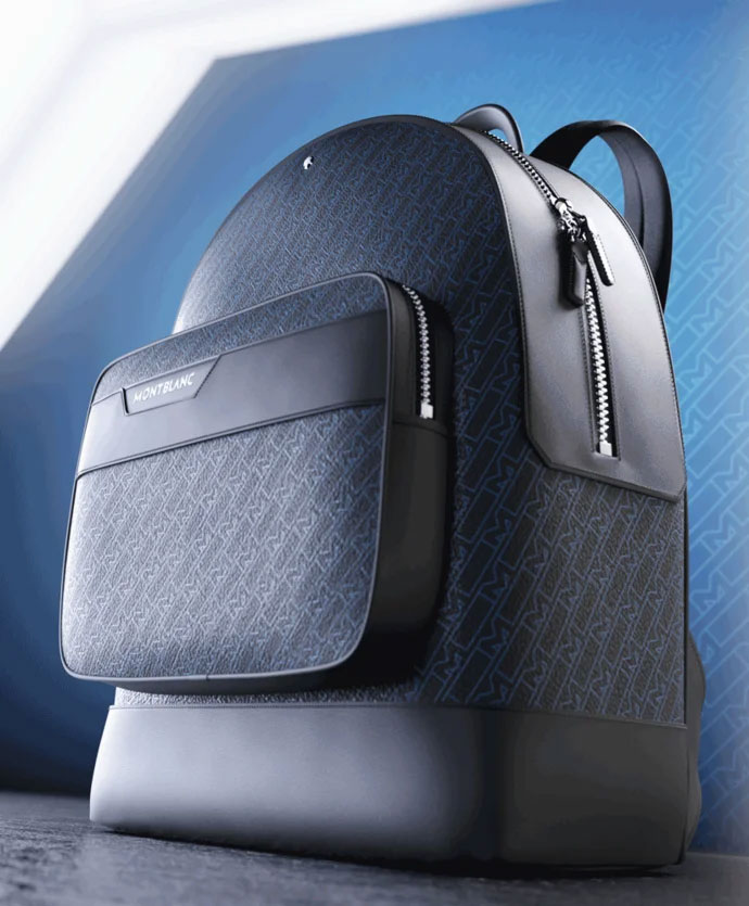 M_Gram 4810 Leather Backpack