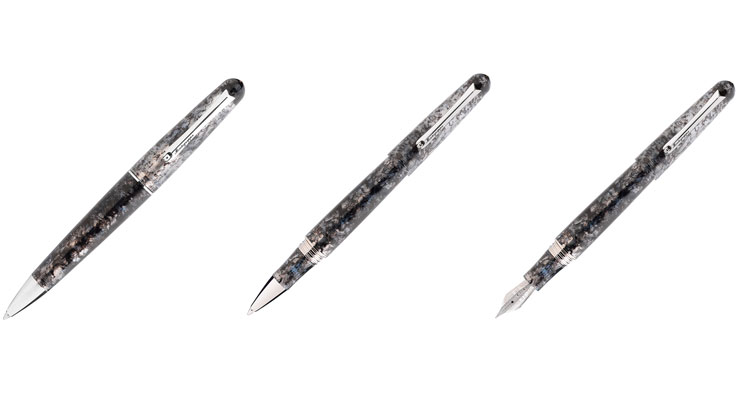 Montegrappa Elmo Ambiente Charcoal
