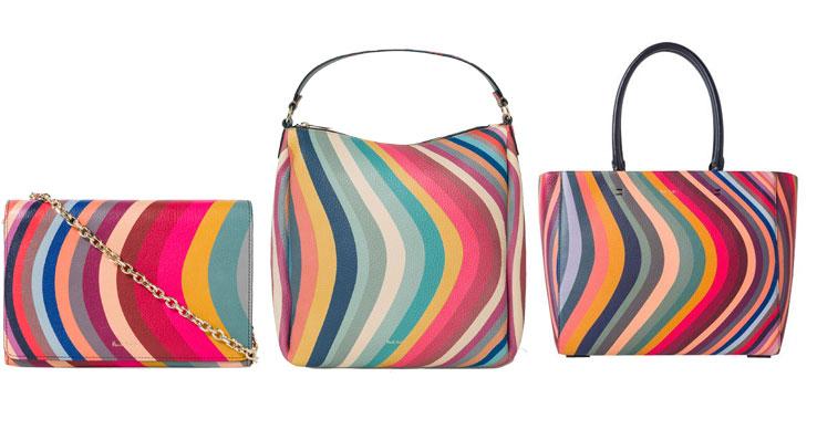Paul Smith Swirl Handbags