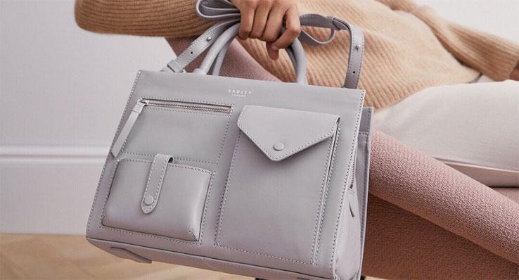 Radley Wilton Way Grey Handbag