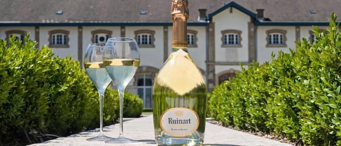 Ruinart Champagne 10% off