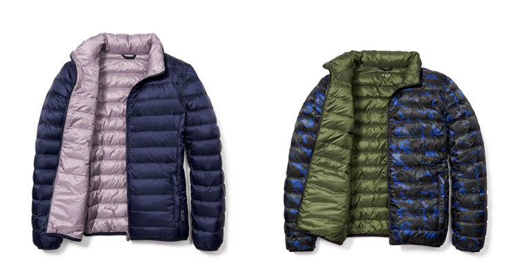 TUMIPAX Reversible Jackets