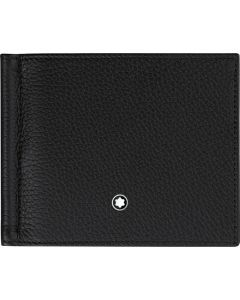 Full View of the Montblanc Meisterstück Soft Grain  wallet.