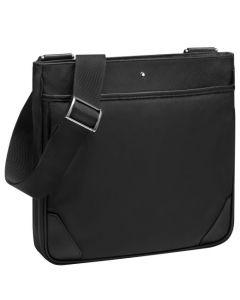 The Montblanc Sartorial black medium jet envelope bag.