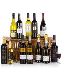 12 Wines in Wicker.