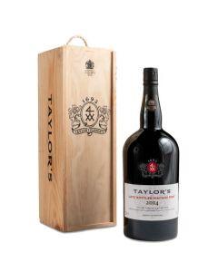 This is the Taylor's 2014 Late Bottled Vintage Port 150cl Magnum Bottle.