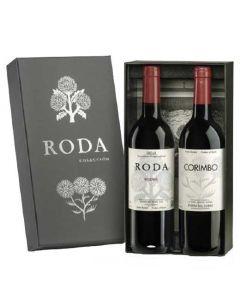 Bodegas Roda Reserva 2013 and La Horra Corimbo 2014 Gift Set..
