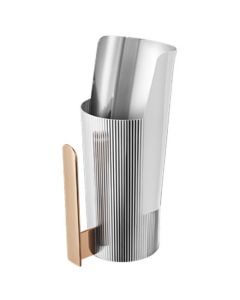 The Georg Jensen Urkiola 1L stainless steel and PVD pitcher.