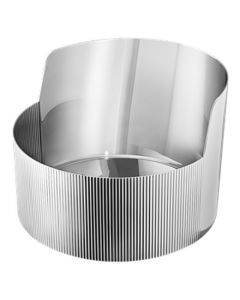 The Georg Jensen Urkiola stainless steel 20 cm bowl.