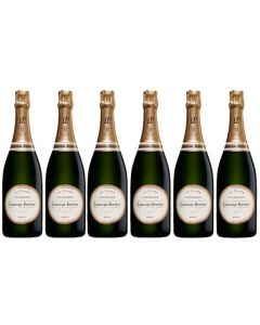 Laurent-Perrier Brut Champagne 6x 75 cl Bottle Gift Boxed.