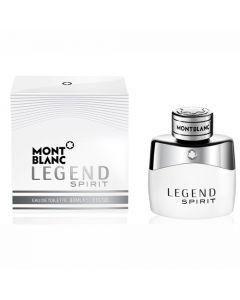 Montblanc Legend Spirit Eau de Toilette 50ml Glass Bottle.