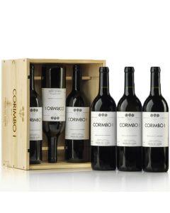 These are the Bodegas La Horra Corimbo I 2013 6x75cl bottles of wine.