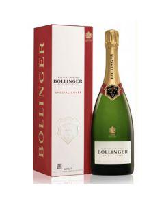 Bollinger Special Cuvée Champagne 75cl Bottle.