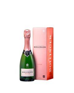 Bollinger Rosé Champagne 37.5cl Half Bottle.