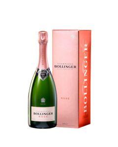 Bollinger Rosé Champagne 75cl Bottle.