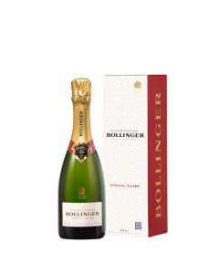 Bollinger Special Cuvée Champagne 37.5cl Half Bottle.