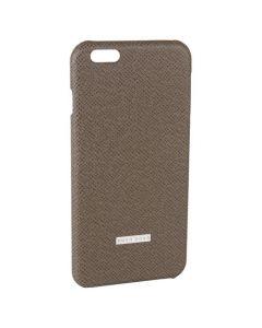 Hugo Boss brown iPhone 6 plus case.