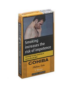 These are the Cohiba Limited Edition 5 Pack of Shorts.