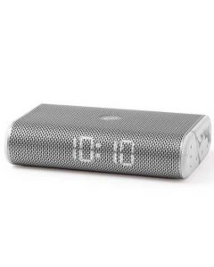 This clock radio has been designed by Lexon for their Miami collection.