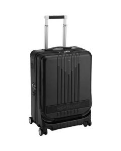 This cabin trolley has been designed by Montblanc as part of their #MY4910 collection.
