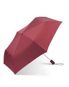 This burgundy Lexon umbrella is part of their Capsule range.