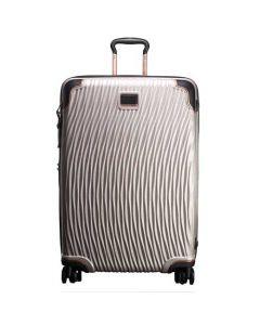 TUMI+ Latitude Blush extended packing case.
