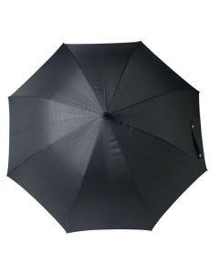 Hugo Boss Grid umbrella view.