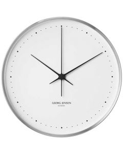 This is the Georg Jensen Koppel White 40cm Wall Clock.