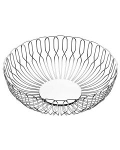 Georg Jensen Alfredo wire Bread Basket - made from stainless steel.