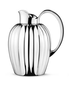 This is the Georg Jensen Stainless Steel Bernadotte 1L Thermo Jug.