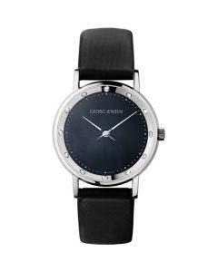 Goerg Jensen Watch - Koppel 28 mm, 2 hands.