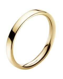 Georg Jensen Magic Ring - 18 ct Gold.
