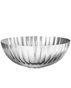 This is the Georg Jensen Stainless Steel Bernadotte Large Bowl.