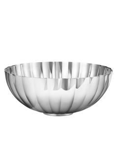 This is the Georg Jensen Stainless Steel Bernadotte Medium Bowl.