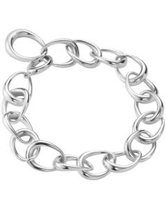 This is the Georg Jensen Sterling Silver Offspring Bracelet.