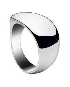 The Georg jenson sterling silver Zephyr ring.