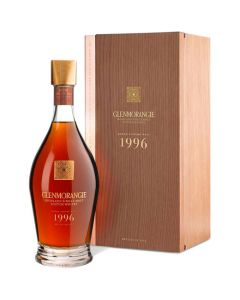 This is the Glenmorangie Grand Vintage Malt 1996.