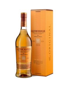 Glenmorangie The Original 10 Year Old Whisky 70cl.