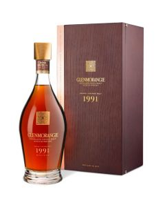 This is the Glenmorangie Grand Vintage Malt 1991.