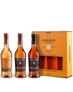 This is the Glenmorangie 3 x 35 cl Gift Selection.