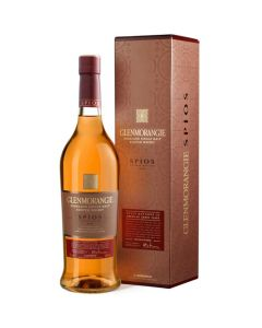 The Glenmorangie 70cl private edition Spios No.9 whisky.