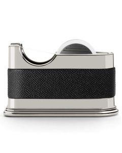 This is the Graf von Faber-Castell Black Epsom Tape Dispenser.