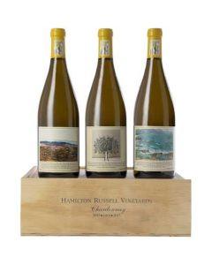 Vineyards Chardonnay Vertical 2015, 2016 & 2017 3 x 75cl