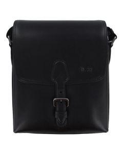 Black Hugo Boss messenger bag.